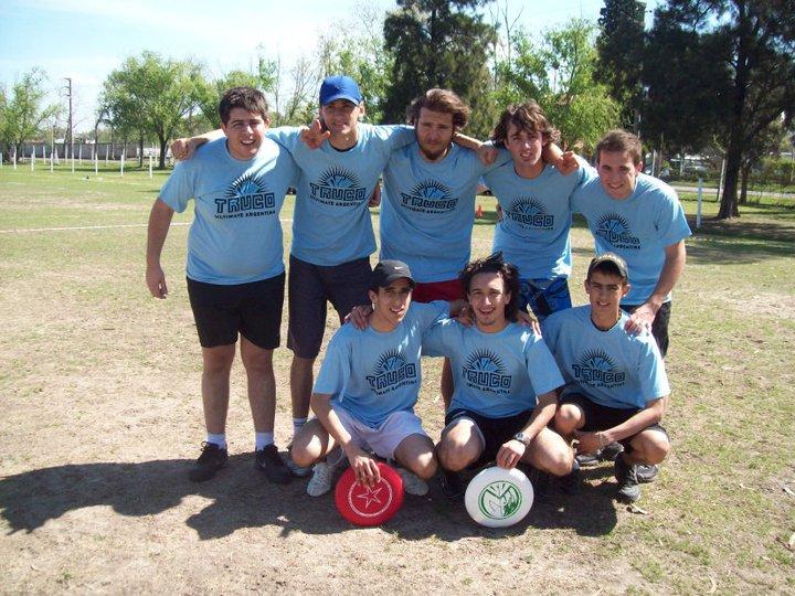 Historia de ultimate en Uruguay.